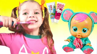 This is the way ( Morning Routine)   Nicole Nursery Rhymes & Kids Songs