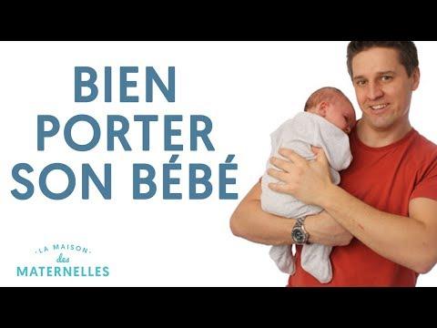 Comment porter mon b b youtube - Rever de porter un bebe dans ses bras ...
