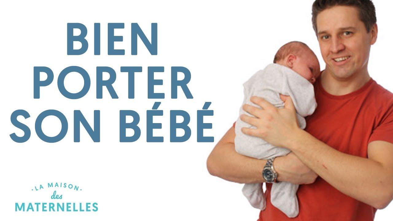 Comment porter mon bébé   - YouTube 2033d791892
