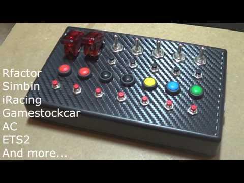 Dash & Button Box Lighting | Doovi