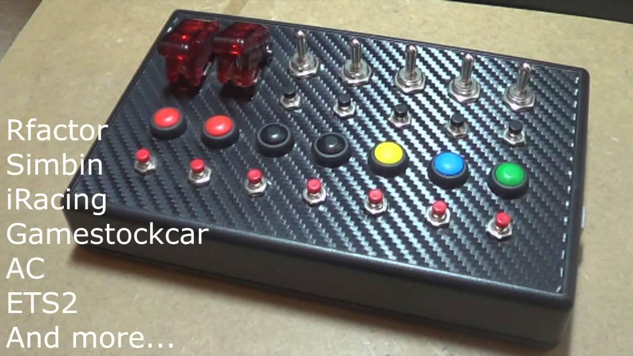 Dsd Track Boss Button Box – Wonderful Image Gallery