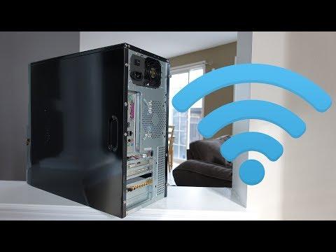 3 Ways to Get WiFi on a Desktop PC