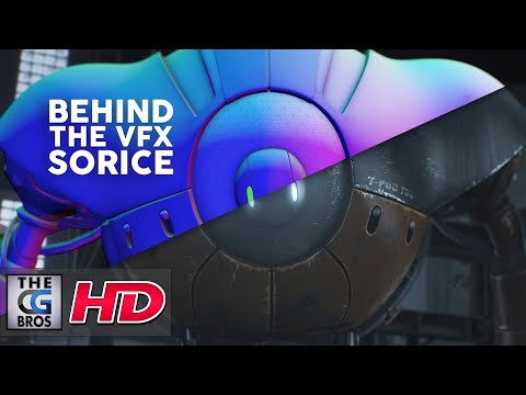 """CGI & VFX Breakdowns: """"SORICE - BEHIND THE VISUAL EFFECTS"""" …"""