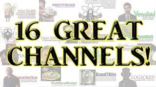 The Next Wave of Atheist/Skeptic Channels!