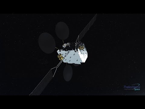 Thales Alenia Space at the Satellite 2016 international conference