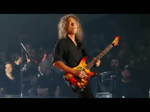 """Welcome Home (Sanitarium)"" Metallica@The New Coliseum Uniondale, NY 5/17/17"