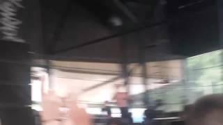 "12 seconds of Andy Black's ""Beyond My Reach"" - Vans Warped Tour 2017 Scranton, PA"