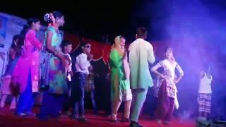 Lagir zal ji .... Dance performance by kids