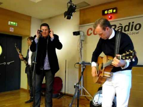 Spandau Ballet - Through The Barricades - COM Radio