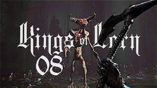 Kings of Lorn: The Fall of Ebris (PL) #8 - Pięknie niczym w Elden Ring (Gameplay PL)