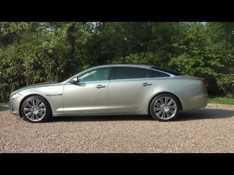 jaguar xj 50 premium luxury lwb youtube