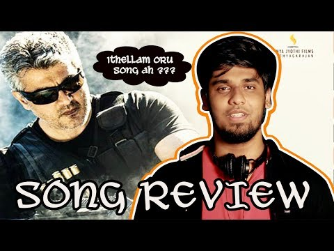 Vivegam - Surviva Song Break Down & Review By Review Raja : Meaning Of The Song For Thala Haters