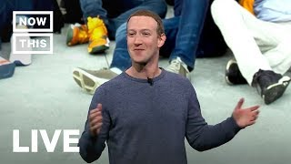 Mark Zuckerberg Reveals the Future of Facebook at F8 Event | NowThis