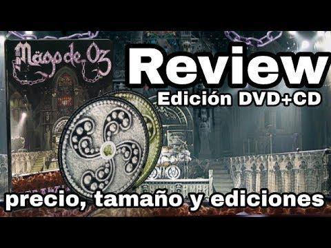 Review | Mägo de Oz Barakaldo D.F (CD+DVD)