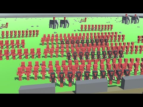 Ancient Warfare EPIC SIEGE & Cavalry Battle - Let's Play Ancient Warfare 2