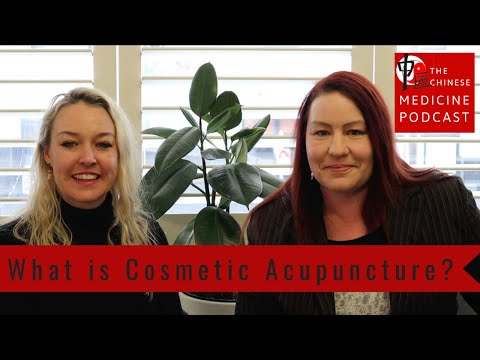 What is Cosmetic Acupuncture? with Industry Expert Dr Abbie (Acupuncturist)