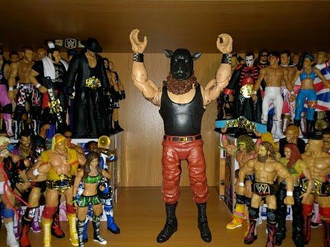 Wwe mattel basic série 44 Big E # 56 wrestling action figure
