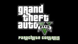 GTA V Parachuting Xbox and PS3