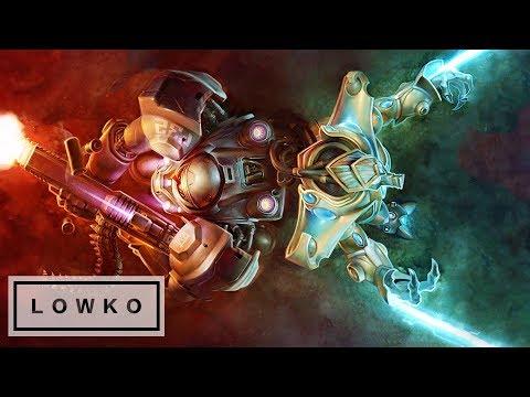 StarCraft 2: EPIC Terran vs Protoss! (Bo5)