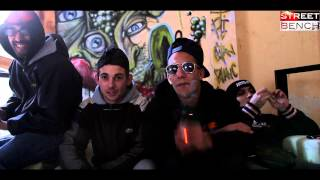 Montpellier le rap ça Clash ou pas!Interview RIK T 1er part