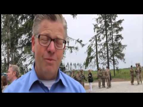 U.S. Representatives Visit Estonia