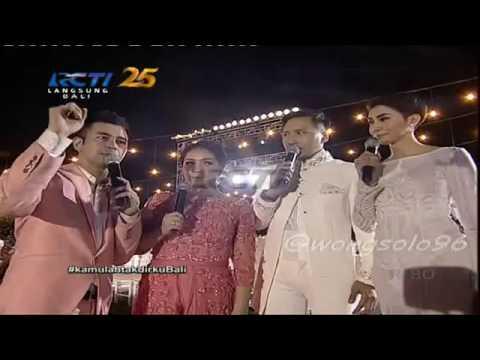 Arjuna Mencari Cinta reuni Dewa 19 AKHIR ACARA| KamulahTakdirkuBali LIVE