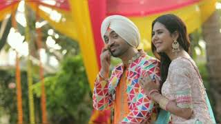 Kalliyan Kulliyan - Diljit Dosanjh and Sonam Bajwa - Super Singh