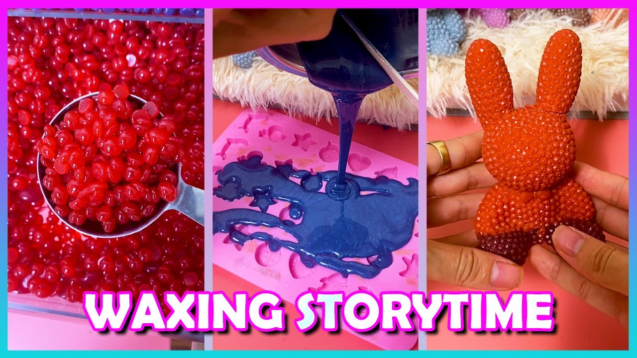 🌈✨ Satisfying Waxing Storytime ✨😲 #199 I messed up giving a homeless girl my hotel room