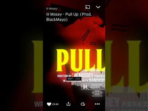Lil Mosey-Pull up