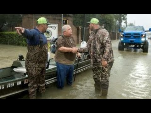 Louisiana could see another 20 inches of rain from Harvey