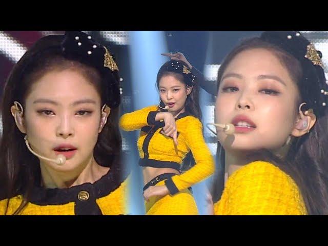 JENNIE(제니) - SOLO(솔로) @인기가요 Inkigayo 20181216