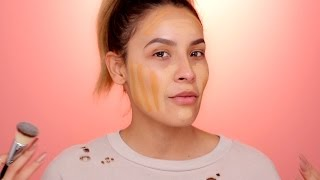 GO TO ALL CREAM FOUNDATION ROUTINE | DESI PERKINS