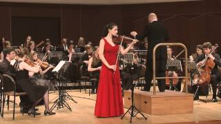 Aram Khachaturian -  Violin concerto in D major Allegro vivace