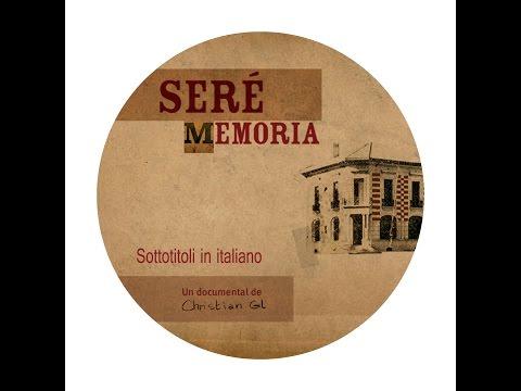 """Documentario """"Seré Memoria"""" - Sottotitoli in italiano"""