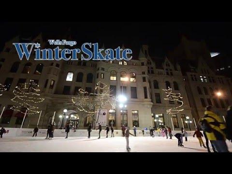 2015 Wells Fargo WinterSkate