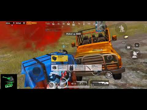 #PUBGMOBILE FUNNY GAMEPLAY