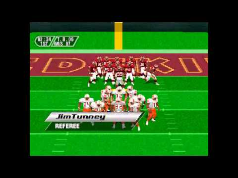 Madden NFL 96 (cancelled game) ... (PS1) 60fps