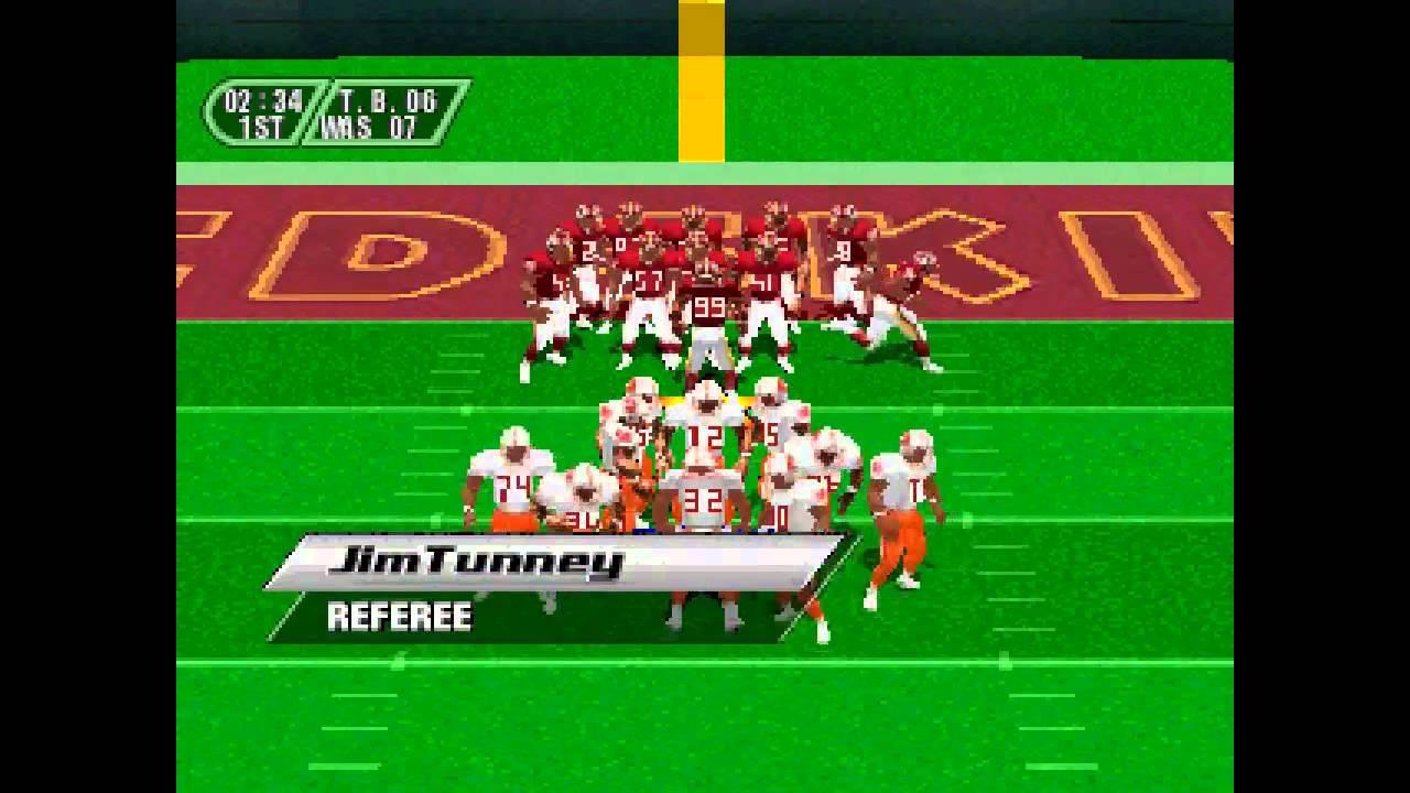 Madden NFL 96 Screenshots | GameFabrique