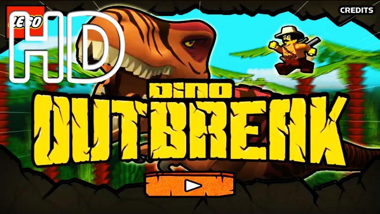 Lego dino outbreak full hd youtube - Lego dinosaures ...