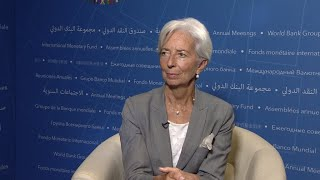 Christine Lagarde :