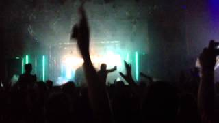 boys noize-Ich R U(Jacques Lu Cont Remix) at Future Music Festival 2013 Brisbane