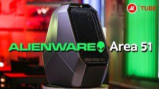 Игровой системный блок Alienware Area 51. 18+(, 2016-04-11T13:54:46.000Z)