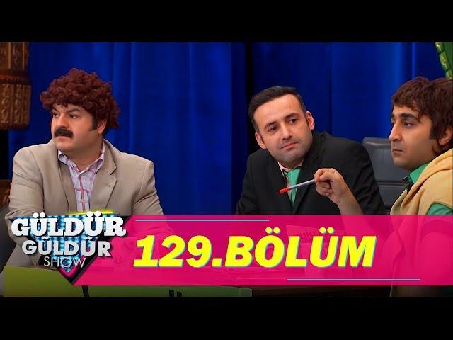 Güldür Güldür Show 129. Bölüm FULL HD Tek Parça