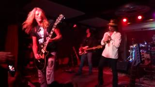 MITCH PERRY JOE RETTA SEAN MCNABB STILL GOT THE BLUES JAM NIGHT LUCKY STRIKE 7/1/2015