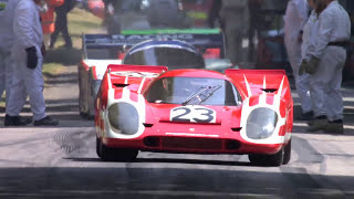 Porsche 917k - Goodwood Festival of Speed 2013