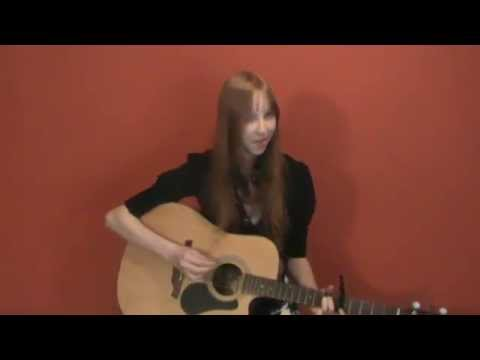 """""""Thinking Out Loud"""" by Ed Sheeran- Cover by Courtney (Queen of Hearts)"""