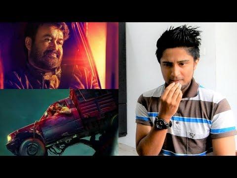 NEERALI (നീരാളി) OFFICIAL TRAILER| Mohanlal | Ajoy Varma | REACTION