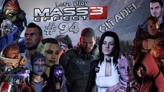 MASS EFFECT 3 #94 [Blind/HD/Deutsch] - Javik der Filmstar | DLC »Citadel«