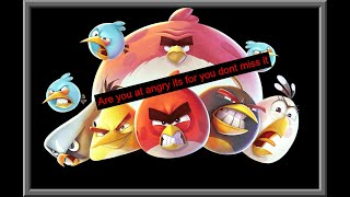 For Angry birds new shop