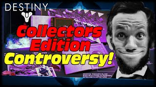The Taken King Collectors Edition Controversy! Bungie Developer Insults Destiny Community!